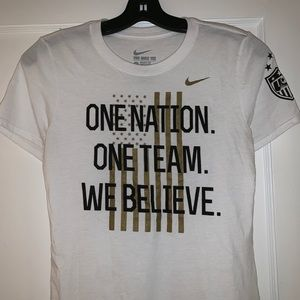 USA- Women's soccer Nike shirt